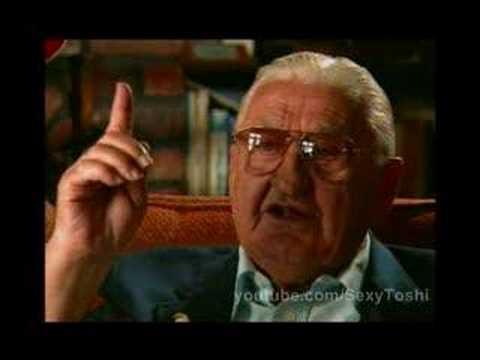 "P-47 Ace Francis ""Gabby"" Gabreski Interview"