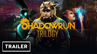Shadowrun Trilogy Collection Trailer | Nintendo Direct