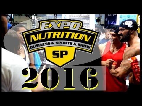 EXPO NUTRITION 2016 - DANILO FRANÇA