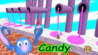 Candy Monsters!! Roblox Video Game Cookieswirlc Let
