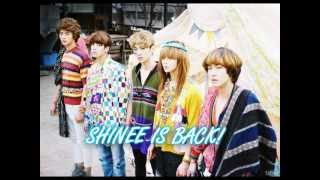 1 minute SHINee is back (whisper) ringtone!