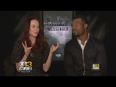 Coffee With: Elyse Levesque And Lyriq Bent