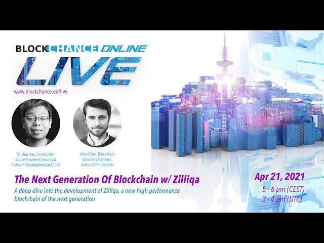 The Next Generation of Blockchain w/ Zilliqa & Tan Jun Hao - BCO#10