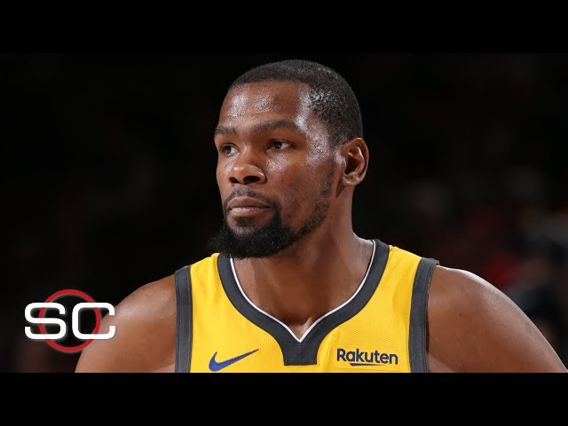 I wouldn't expect much from Kevin Durant if he plays in Game 5 – Nick Friedell | SportsCenter