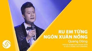 Lệ Quyên - Liveshow Live Concert - Ru Em Từng Ngón Xuân Nồng | Đông Đô Channel