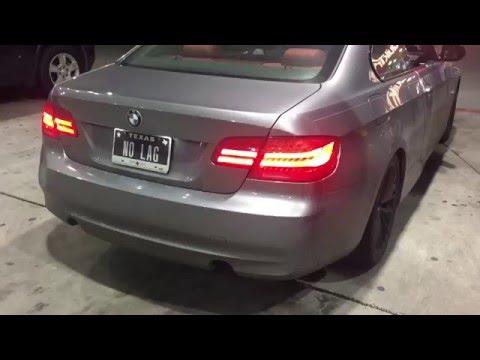 """Insane """"No Lag"""" 400whp N55 BMW 335i Ride"""