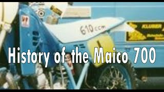 The History of the Maico 700: Zabel, Maico and the ATK Intimidator (Documentary)