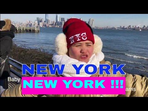 New York City - Empire State of Mind (Parody) Karaoke