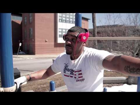 "Jaestar Filmz Interviews ""L from The Hood"" of CITITEAM  In Roxbury,MA"