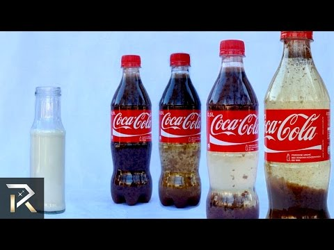10 Amazing Coca-Cola Experiments You Can Do At Home