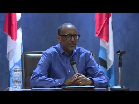 Press Conference | Kigali, 22 June 2017