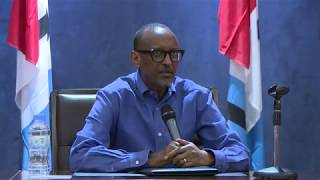 Press Conference | Kigali, 22 June 2017