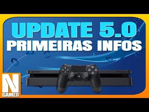 PRIMEIRAS Infos UPDATE 5.0 do PS4 / Horizon Zero Dawn Mais Barato! -   Noberto Gamer