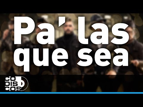 Pa' Las Que Sea, Grupo Kvrass - Audio