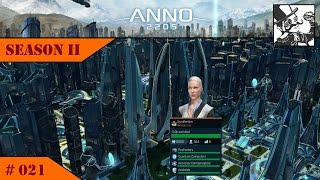 Anno 2205: SII #021 Frontiers DLC - The Synths!