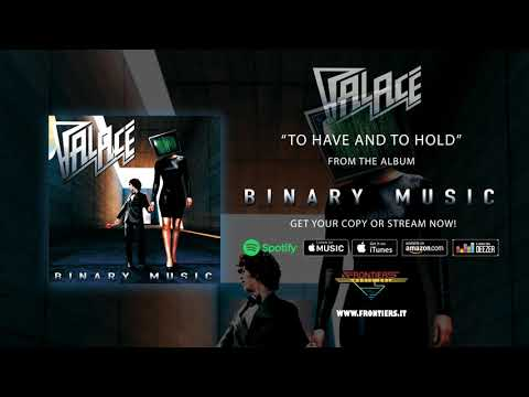 """Palace - """"To Have And To Hold"""" (Official Audio)"""