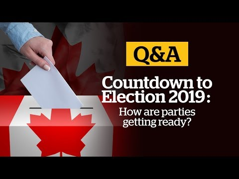One year until the federal election   Q&A
