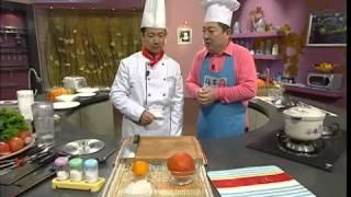 Китайская кухня - Серия 7:  1. Жареные ребрышки 2. Праздничная тыква
