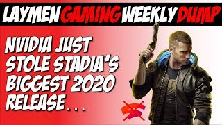 GeForce Now Continues To Dumpster Stadia Into Oblivion [Weekly Dump]