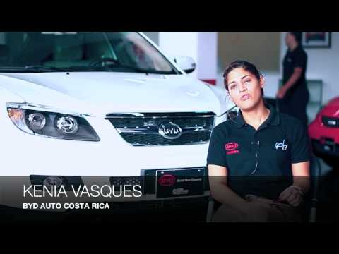 BYD S6 Costa Rica: Detalles - PURO MOTOR TV