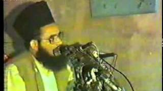 Allama Habib ur Rehman Yazdani Shaheedi(Rahimaullah) Operation DC Part 1 of 6.mp4