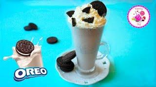 """Молочный коктейль с """"Орео"""" =^-^="""