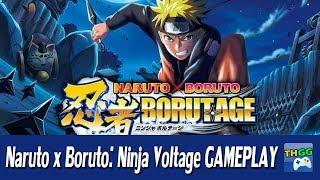 Naruto x Boruto Ninja Voltage (PC / Nox App Player) - First Gameplay