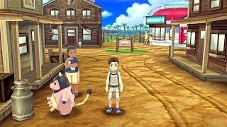 Citra - Pokémon Moon Gameplay [1080p Full Speed] (Citra 3DS Emulator)