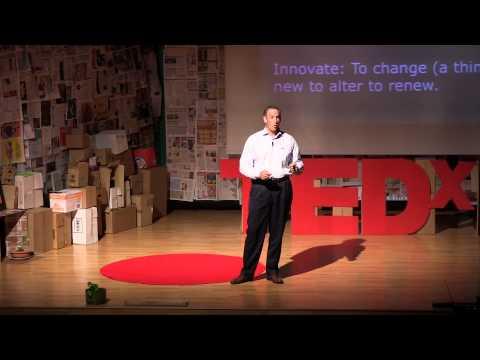 Innovation equals value creation: Mark Cohen at TEDxBGU