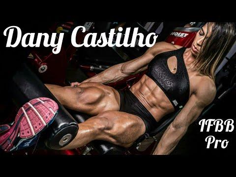 Dany Castilho | Muscle Woman | Female Bodybuilder | Fitness Model | Bodybuilding Motivation | IFBB