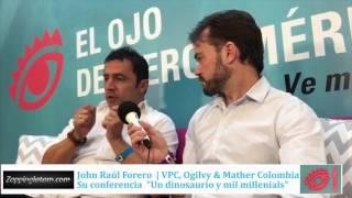 John Raúl Forero en #ElOjo2016 para ZappingLatam