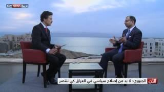 الجبوري: لا قرار حكومياً بإشراك الحشد بالأنبار