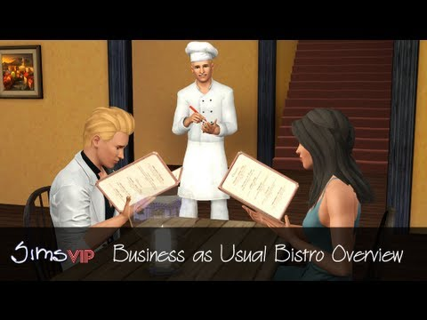 Business as usual bistro a couple of problems page 5 — the.