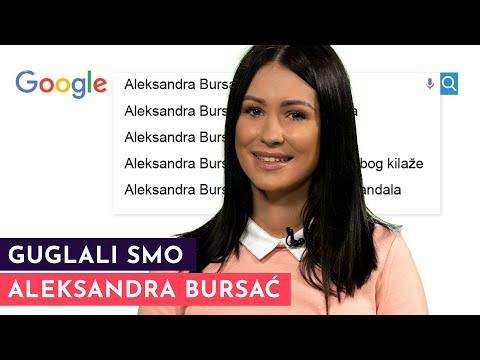 Aleksandra Bursać: Moj najveći blam je moj bivši dečko! | GUGLALI SMO | S03E12