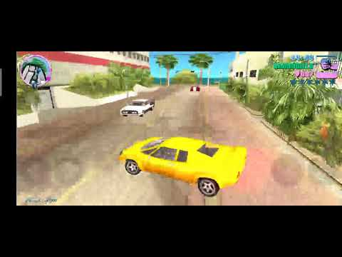 O my god i play the gta vicitiy in the andriod