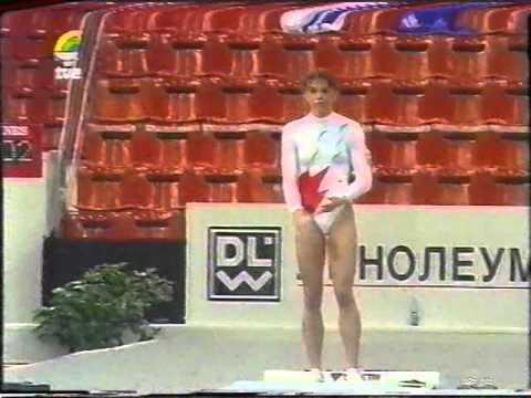 1998 gimnasia artistica europeo San Petesburgo   final por equipos