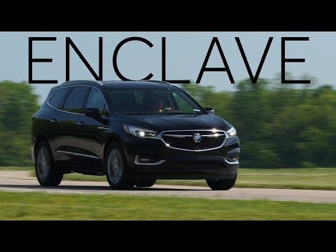 2018 Buick Enclave Quick Drive | Consumer Reports