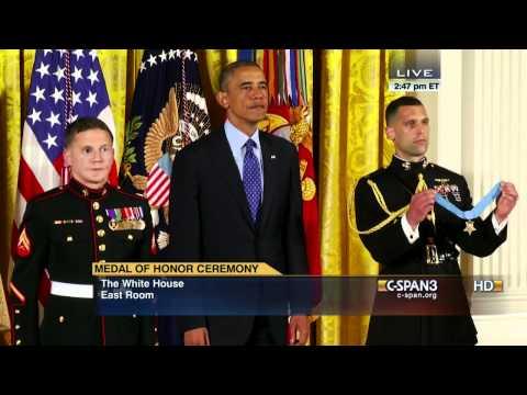 Medal of Honor - Marine Lance Corporal Kyle Carpenter