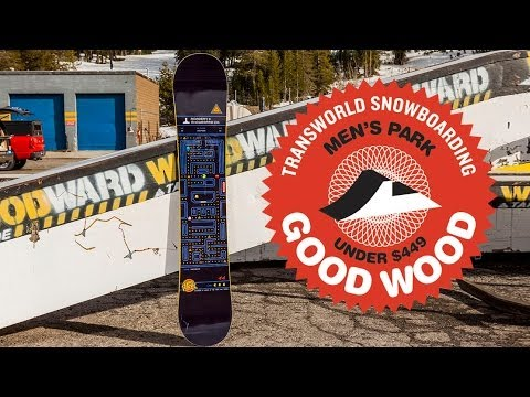 Academy Propa Camba - Good Wood 2014 Men's Park - TransWorld SNOWboarding