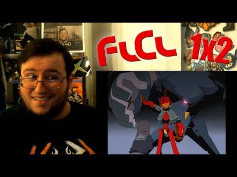 """Gors FLCL 1x2 """"Fire Starter / FiSta"""" FULL Reaction (Links In Description)"""