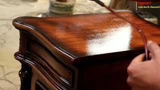 How To Melamine Finishing Antique Furniture Jepara