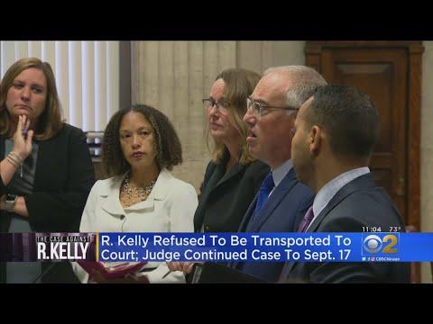 Chris Michaels - Judge Postpones Issue Of Increasing R Kelly's Bond & Here's Why
