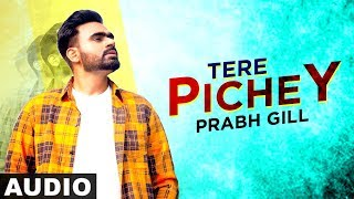 Tere Pichey (Full Audio) | Prabh Gill | Jaani | B Praak | Latest Punjabi Song 2019