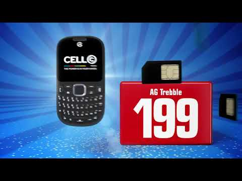 Vodacom cellphone deals catalogue