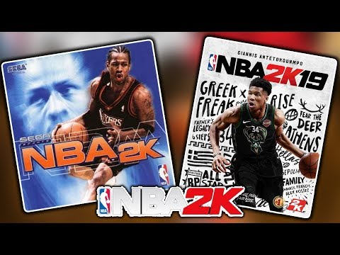 Ranking ALL NBA 2K Covers EVER!