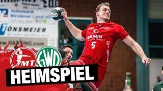 Heimspiel - WIR vs. GWD Minden - Rückblick Kiel & Verletzungen MT Melsungen (2017 / 2018)