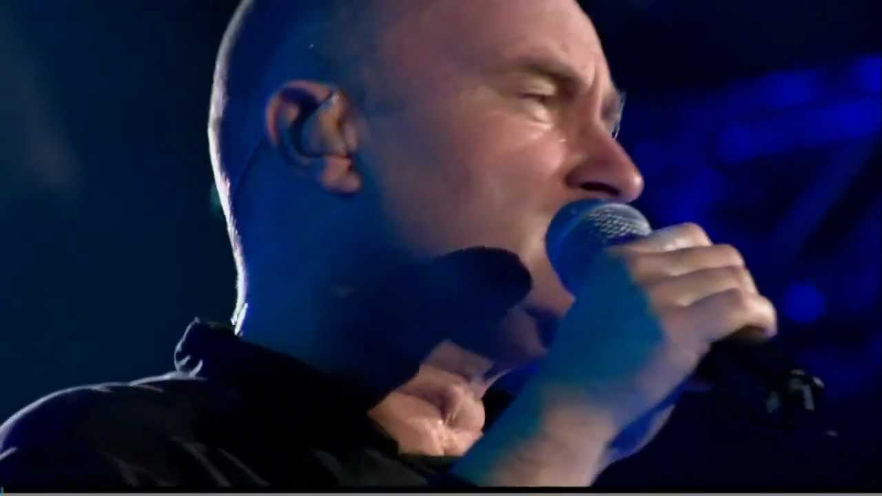 Phil  Collins    --   One    More   Night   (( Official   Live  Video  )) HD  At  Paris