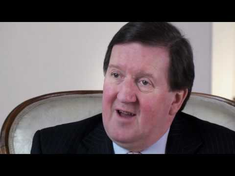 FORMER NATO CHIEF LORD ROBERTSON ON WORKING TOGETHER TOWARDS A NUCLEAR WEAPON-FREE WORLD