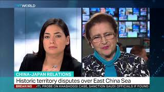 CHINA-JAPAN RELATIONS: Interview with Selcuk Esenbel