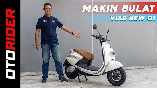 Viar New Q1 First Ride Review - Indonesia   Otorider